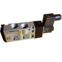 MVSC260 Series Air Solenoid Valve 5/2Ways 5/3ways 12VDC/24VDC/220VAC on